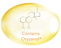 Contains Oryzanol