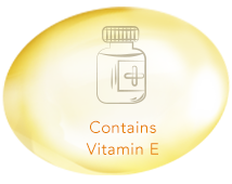 contains Vitamin E